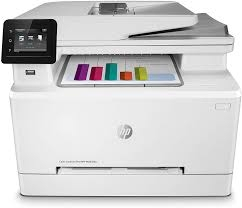 Máy in HP Color LaserJet Pro MFP m283fdn (7KW74A)