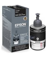 Mực in Epson T7741 Black