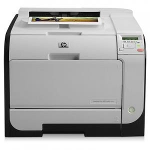 HP Laser Color Printer M451nw (CE956A) -  In WiFi