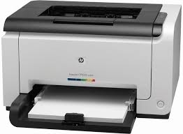 Máy in Laser màu HP Color LaserJet Pro CP1025NW ( In Mạng, WIFI )