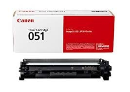 Mực in Canon 051 Black Toner Cartridge (EP-051 )