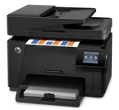 HP Color LaserJet Pro MFP M177fw (CZ165A)  (In laser màu + In mạng+ Wifi- Scan – Copy - Fax)