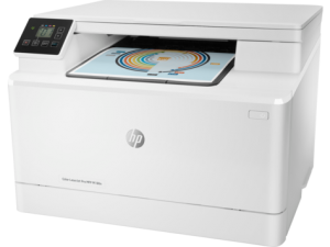 HP Color Laser Jet Pro MFP M180N  - In Mạng, Copy, Scan
